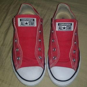 Converse | Youth Chuck Taylor All Star Red Convers